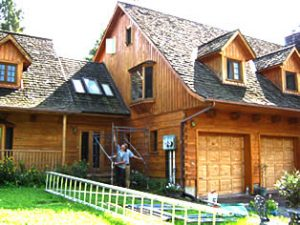 Log Home Chinking Services in Kingston, ON